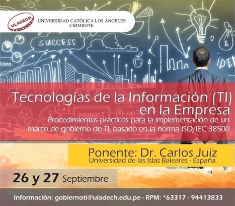 Curso: Gobierno de TI en la Gestión Universitaria | RedDOLAC | Scoop.it