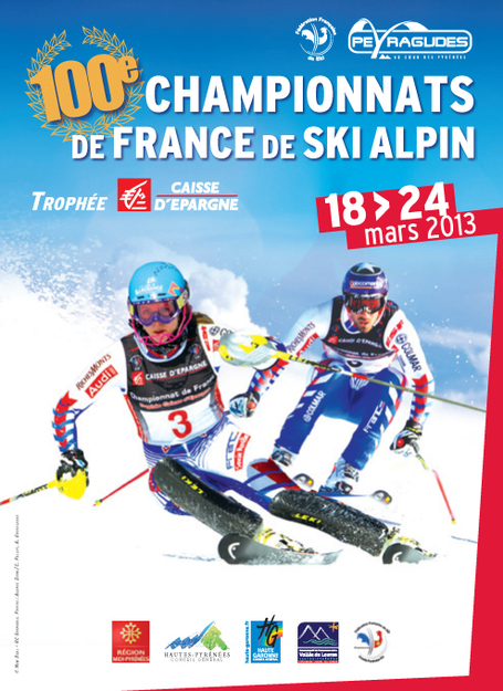 100th French Alpine skiing championships in Peyragudes, Pyrenees - Go Pyrenees | Louron Peyragudes Pyrénées | Scoop.it