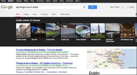 Google launches destination advice on top attractions, plus conversational search | Tourisme numérique | Scoop.it
