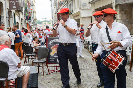 Fêtes de Bayonne : un blessé grave et une condamnation pour menace | BABinfo Pays Basque | Scoop.it
