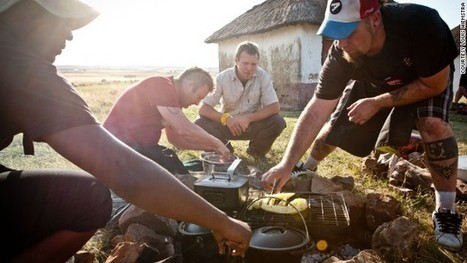 Brotherhood of Braai: How BBQ brings South Africans together - CNN | Global South Africans | Scoop.it