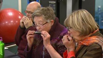 Colorado Patients Coping With COPD Hum On The Harmonica For Help - CBS Local   Pulmonary Rehab   Scoop.it