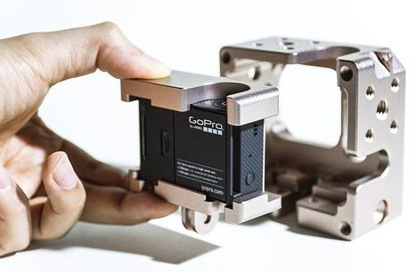 Genus GoPro Cage | FilmMaking Hub | Scoop.it