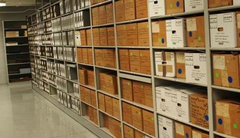 Gouda krijgt mega-depot met archieven - Omroep West   archieven   Scoop.it