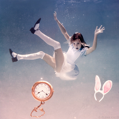 Dreaming Underwater Photography - Elene Kalis.   Underwater Trash The Dress   Scoop.it