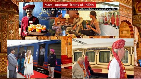 Royal Rajasthan Tour Aboard Luxury Trains | India luxury train | Scoop.it