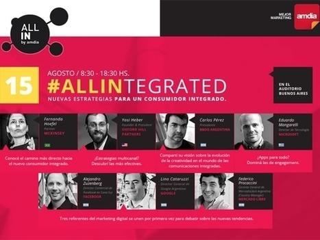 Amdia, con nueva edición de #ALLINtegrated   Comunicaciones profesionales   Scoop.it