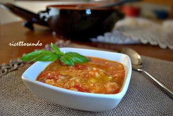 Ricettosando - ricette di cucina e chiacchiere: Pappa col pomodoro toscana | Bagno Pardini beach club & restaurant | Scoop.it