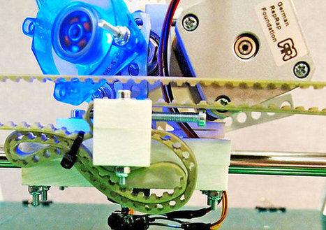 Powstała nowa drukarka 3D | Sprzęt komputerowy | Scoop.it