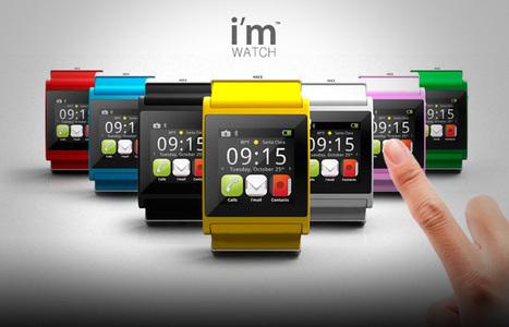 Il primo smartwatch tutto italiano | Socialart | Scoop.it
