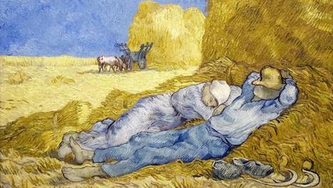 Van Gogh fait vibrer les couleurs de l'été | Arts et FLE | Scoop.it
