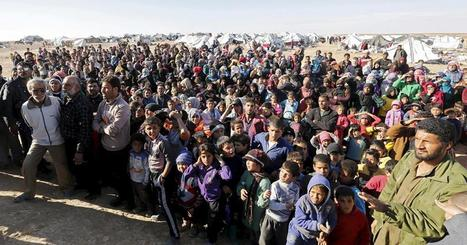 Jordan/United States: Transfer 70,000 Trapped Syrians | How will you prepare for the military draft if U.S. invades Syria right away? | Scoop.it