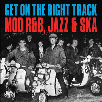 Get On the Right Track mod, R&B, jazz and ska box set | Vespa Stories | Scoop.it