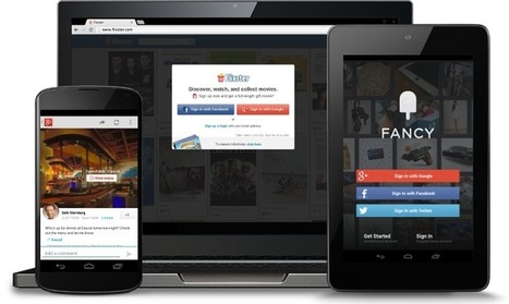 Google+ Sign-In Now Part of Google Play Services | Android Developers Blog | Digital-News on Scoop.it today | Scoop.it
