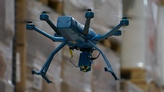 Un drone chargé des inventaires testé dans un entrepôt de FM Logistic en Isère | Cleantech & smart city | Scoop.it