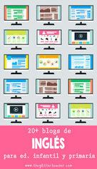 20+ Blogs de inglés para educación infantil y primaria | Máster | Scoop.it