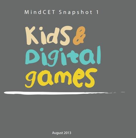 Kids & Digital Games | Games and education | Scoop.it