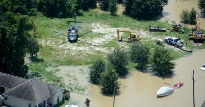 Louisiana Floods Directly Linked to Climate Change | Océan et climat, un équilibre nécessaire | Scoop.it