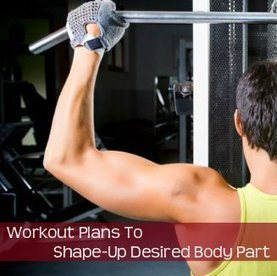 Skinny Guy Workout Plans To Shape-Up Desired Body Part | The Truth About Weight Gaining | Scoop.it