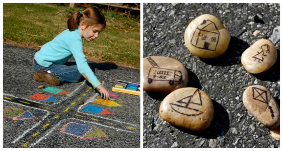 5 Story Stones Ideas - Storytelling with Rocks ...