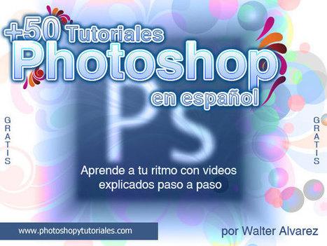 Tutoriales de Photoshop, curso de photoshop para aprender | Las TIC y la Educación | Scoop.it