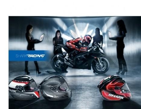 SIlenia Gera: Shark: da oggi il catalogo in una app | La rivista del motociclista | Scoop.it