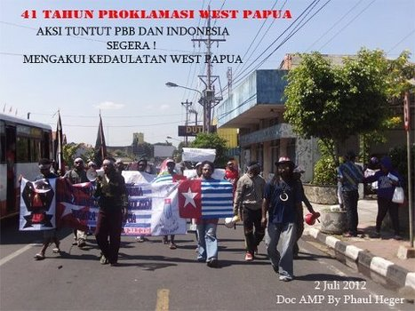 Police fire on West Papua students | ABC Radio Australia | Papuan News | Scoop.it