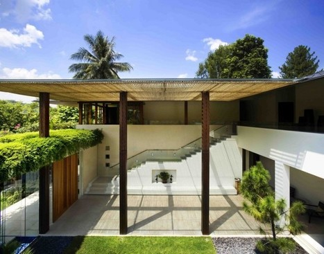 Tangga House by Guz Architects | sustainable architecture | Scoop.it