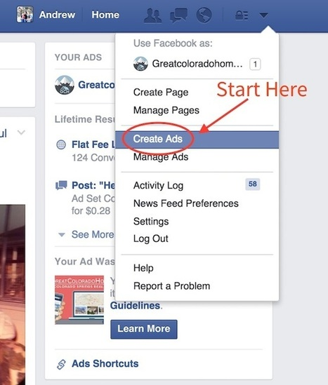 How to Setup a Facebook Ad Campaign in 12 Easy Steps | REALTOR® Tech Tips | JAV - #SocialMedia, #SEO, #tECONOLOGÍA & más | Scoop.it