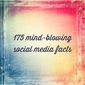 175 mind-blowing facts about your favourite social media networks   Social Media   Scoop.it