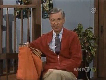 Mister Rogers' Neighborhood Sharing | SoRo anthropology | Scoop.it