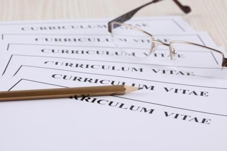 Contoh CV Daftar Riwayat Hidup Lamaran Kerja Sederhana Terbaru | rumah minimalis | Scoop.it