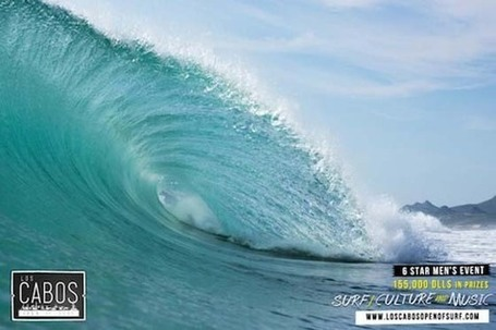 Los Cabos Open Of Surf Kicks Off Monday | TransWorld SURF | Cabo San Lucas | Scoop.it