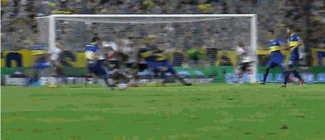 GIF: So… Riquelme Has Still Got It | Talking Baws | Boca Juniors | Scoop.it