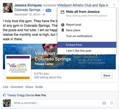 7 Ways Your Facebook Page Can Help Your Business | | digital marketing strategy | Scoop.it