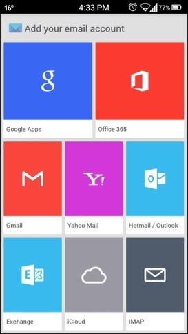 CloudMagic Is An Android Email App With Faster Search, Multiple Accounts & A Unified Inbox | Best Android Apps | Scoop.it