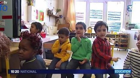 L'apprentissage du français : la priorité d'une école maternelle de Creil - Francetv info | Ecole maternelle : devenir élève | Scoop.it