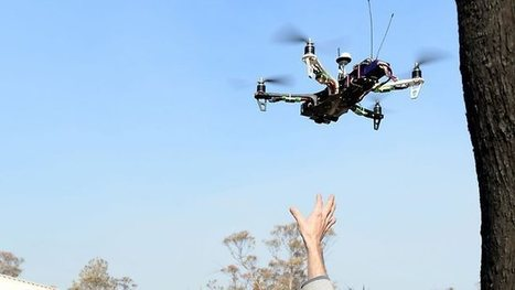 Drones take drudge out of disaster reporting - The Australian | Fight and Flight | Scoop.it