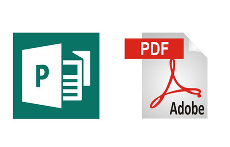 How To Create PDF Files With Microsoft Publisher 2013 | Home and Office Tips | Scoop.it