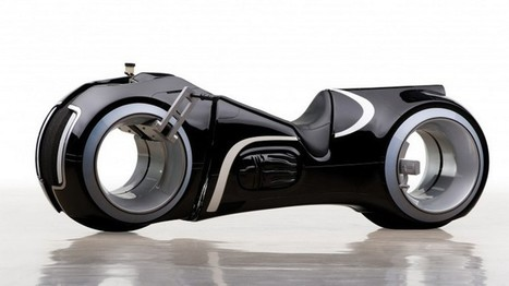 Custom Electric Motorcycle From Andrews Collection - ProDigitalWeb | Mono-live | Scoop.it