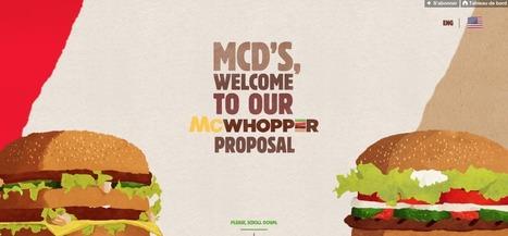 Emile Duport : McDonald's et Burger King font la paix le temps... | Branded entertainment | Scoop.it