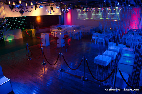 Event Space NJ | Avenue Event Space | Events | Scoop.it