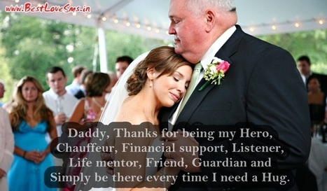 Fathers Day Messages From Daughter, Dad Daughter Images & Quotes | Wishes Quotes | Scoop.it
