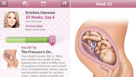 Apps for Making Pregnancy Easier | Best Pregnancy Apps That Assist Women during Pregnancy | Scoop.it
