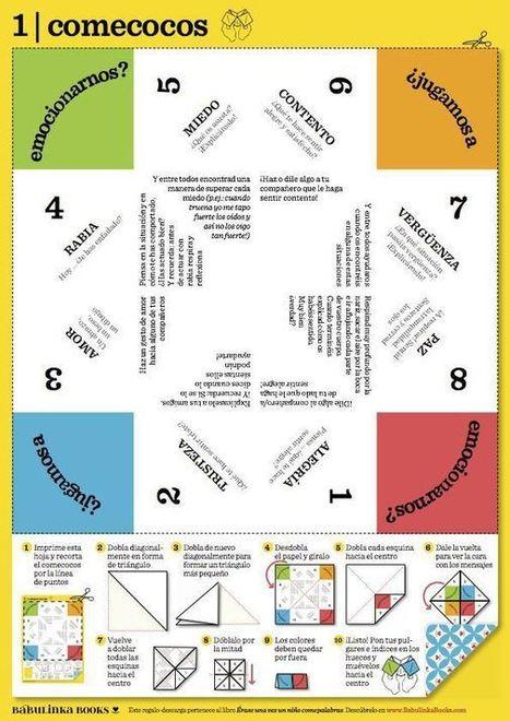 Desarrollando nuestras Emociones con un Divertido Juego | Infografía | Orientació educativa | Scoop.it