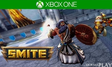 Smite Xbox One Platformunda A | Legend Online | Scoop.it