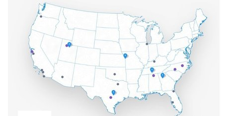 Here's where Google is laying fiber for super-fast internet connections | Entrepreneurship, Innovation | Scoop.it