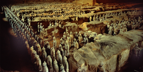 Ears of Ancient Chinese Terra-Cotta Warriors Offer Clues to Their Creation - National Geographic   New Zealand Chinese Family History   Scoop.it