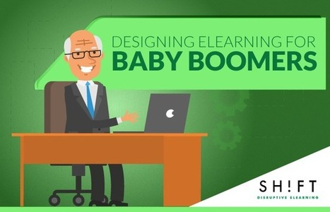 Designing eLearning for Baby Boomers? Start here! | Educación a Distancia y TIC | Scoop.it