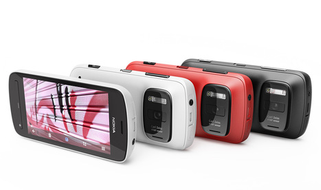 Nokia 808 PureView - The Best Concert Camera Phone | Bruce Springsteen Wrecking Ball Tour Blog | Best concert phone | Scoop.it